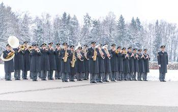 Prednovoletni koncert Policijskega orkestra