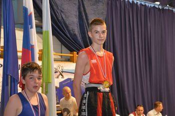 25. Državno prvenstvo v boksu na Ravnah