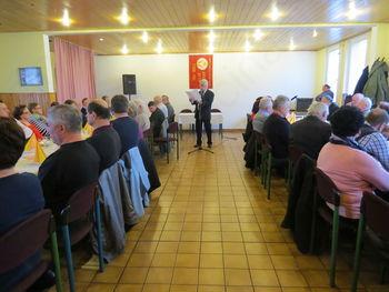 Delni zbor članov DI Slovenj Gradec - Aktiva invalidov Stari Trg
