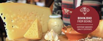 Odprla se je prva trgovina z lokalnimi izdelki s certifikatom Bohinjsko/from Bohinj v Bohinju