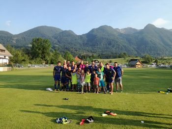 Bohinjski nogometaši prvaki Gorenjske