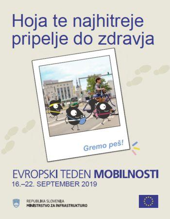 Evropski teden mobilnosti v Slovenj Gradcu