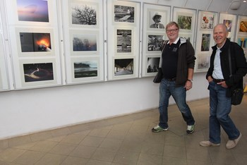 Otvoritev fotografske razstave CDA iz Gradca