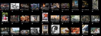 Kovaški šmarn 2016, fotografska razstava