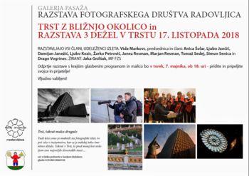 Društvena fotografska razstava, Trst 2018
