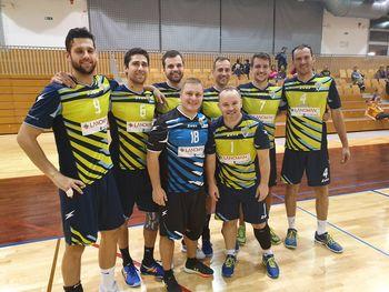 ŠD PAPAGAJI suvereno v 3. kolo Pokala Slovenije v odbojki
