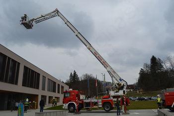 Požarni alarm zadonel po šolskih hodnikih