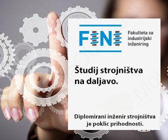 CDI Univerzum: Študij strojništva na daljavo