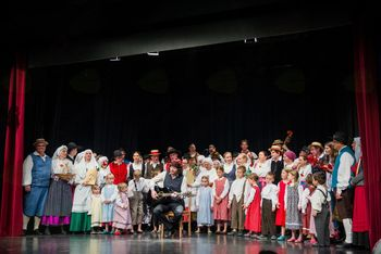 Folklorni nastop FS Rožmarin