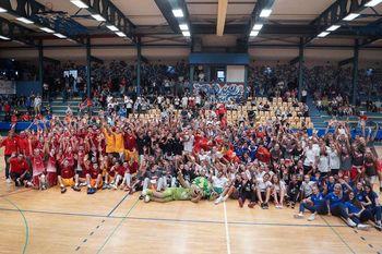 12. mednarodni turnir v košarki - Slovenian Ball 2016