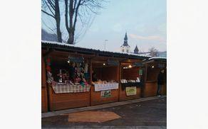 Domača tržnica na Bohinjski Bistrici