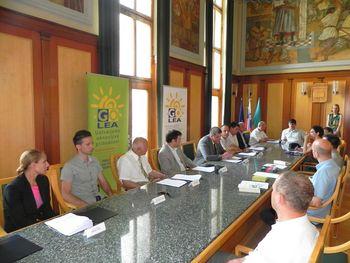 Podpisana pogodba za izvedbo del energetske sanacije objekta POŠ Vrtojba