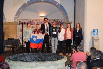 Obisk Mladinske gledališke skupine Slomškovega doma iz Buenos Airesa