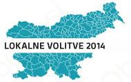 Lokalne volitve 2014 - Obvestilo zainteresirani javnosti