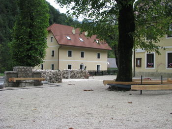 Otvoritev prizidka v podružnično šoli Soča in Trga v Trenti