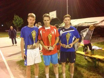Rekreacijski turnir v malem nogometu