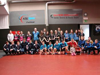 25. finale ekipnega prvenstva Republike Slovenije za kadetinje in kadete