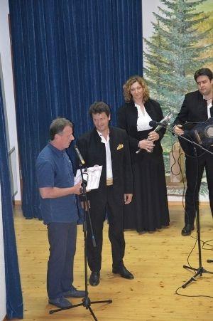 Gostovanje Klape Komiže v občini Sevnica - koncert v Zabukovju