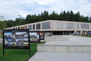 V Mirni Peči na ogled postavljena razstava Odprta arhitektura