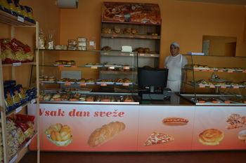 Po svež kruh v Pekarno Brezje