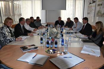 Minister Franc Bogovič na obisku