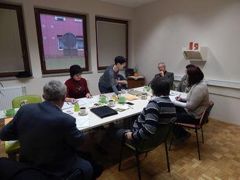 Prvi sestanek lokalne akcijske skupine za izgradnjo centra na Javorniku
