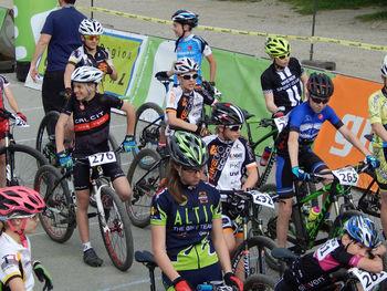 Gorsko kolesarjenje v Grazu