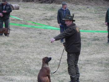 Tečaj za vodnike lovskih psov