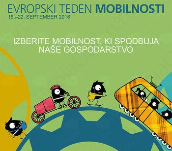 Začenja se Evropski teden mobilnosti