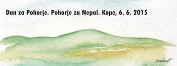 Dan za Pohorje, Pohorje za Nepal, Kope, 6. 6. 2015