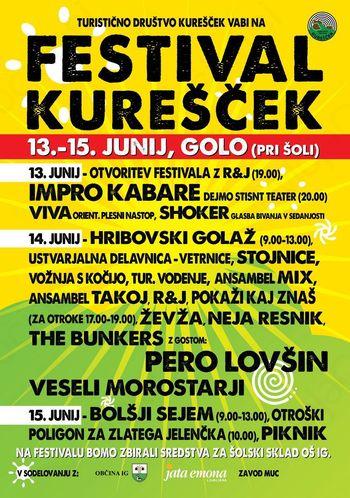 Prvi Festival Kurešček