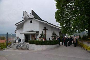 Florjanova maša v Grosupljem