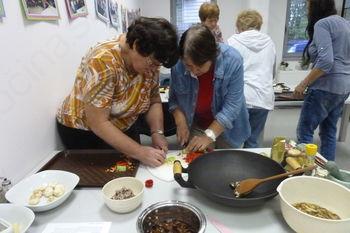 Kuharska delavnica: PRIPRAVA JEDI Z GOBAMI
