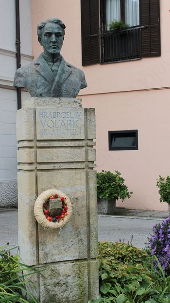 Danes mineva 120 let od smrti skladatelja Hrabroslava Volariča