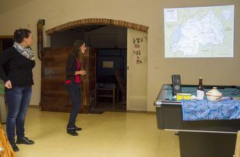 Predstavitev enomesečnega misijona v Ruandi