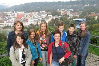Z učenci in učitelji v Nemčiji