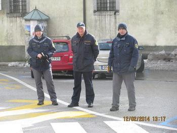 Poostren nadzor nad pešci v cestnem prometu