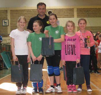 Društvo Rokometna šola Alena Mihalja na 4. Zajčkovem  turnirju v mini rokometu 2015