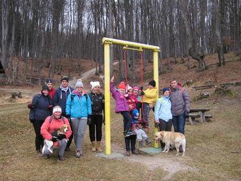 Tradicionalni pohod članov ŠKD Bregar na Čemšeniško planino