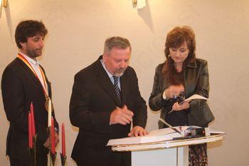 Mednarodne aktivnosti Občine Žužemberk