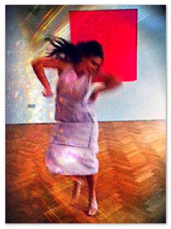 Notranji ples - Molitev v gibanju
