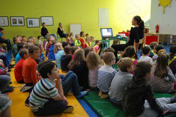Teden otroka na osnovni šoli Polhov Gradec