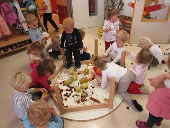 Skrb za uravnotežen razvoj vseh otrok v vrtcu