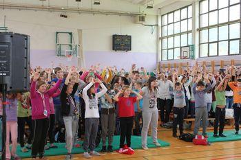 Sevniške inštitucije sooblikovale prvi preventivni dan za devetošolce