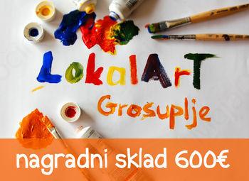 Znani finalisti slikarskega natečaja LokalART