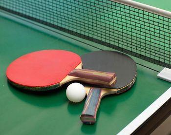 7. tradicionalni turnir v namiznem tenisu v Šentjoštu