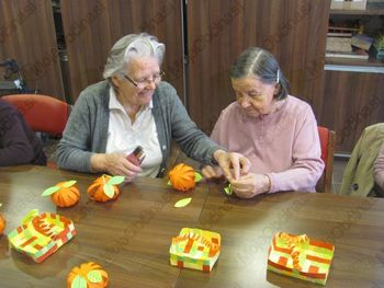 Prostovoljno delo v Centru starejših Pristan