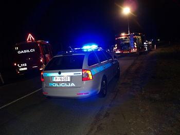 Nesreče v cestnem prometu 19.10.2015 16:19