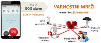 Pridružite se varnostni mreži, ki rešuje življenja