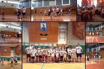 Košarkarski tabor Vrani Vransko